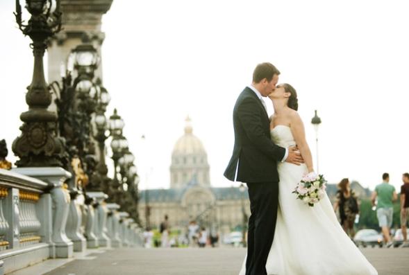 Casamento em Paris - Photo Zou